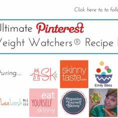 Weight Watchers Recipes Pinterest