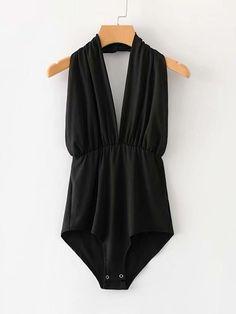 f0d208c88f Purple Halter Bodysuit - Infant