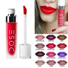 >>>Bestlipstick beauty liquid lipstick dose of colors matte liquid lipstick Long Lastinglipstick beauty liquid lipstick dose of colors matte liquid lipstick Long LastingLow Price...Cleck Hot Deals >>> http://id637802149.cloudns.hopto.me/32751704257.html.html images