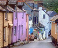 Port Isaac, North Cornwall