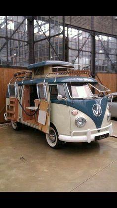 """doyoulikevintage: """"VW van """""""