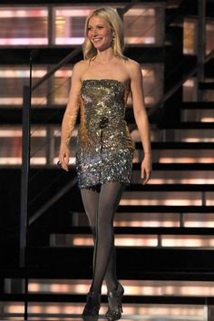 Gwyneth Paltrow Photo - 51st Annual Grammy Awards - Show