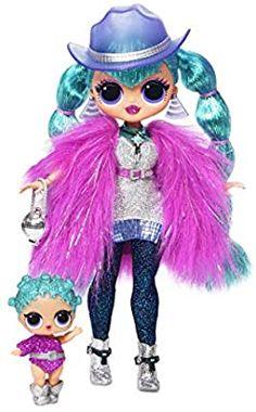 LOL Surprise 561804 OMG Winter Disco Cosmic Nova & Sister for sale online Lol Dolls, Barbie Dolls, Disco Fashion, Best Kids Toys, Doll Stands, Pretty Dolls, Birthday List, Doll Face, Toys For Girls