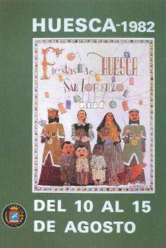 Fiestas de San Lorenzo, año 1982