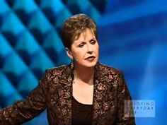 Joyce Meyer - Taking the I out of Me