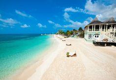 Sandals Montego Bay - All Inclusive Resort - Jamaica - Private Beach - Fun honeymoon Resort