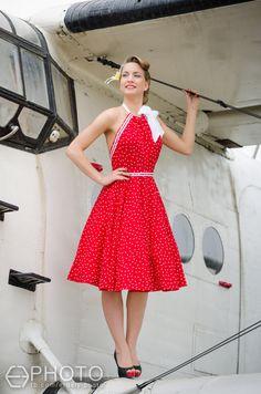 Holiday dress By TiCCi Rockabilly Clothing by TicciRockabilly