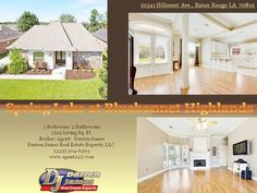 #Homes for sale in Baton Rouge  #Houses for sale in Baton Rouge  www.agent225.com