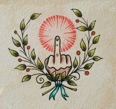 I could embroider this! :)