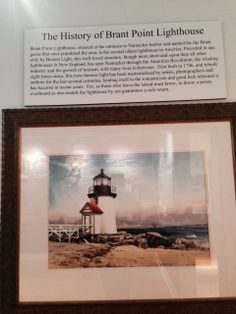 34991d8762d The History of Brant Point Lighthouse  EganMaritime  ShipwreckMuseum   Nantucket Brant Point Lighthouse
