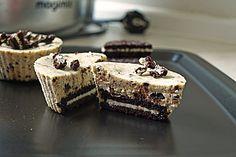Mini Oreo Cheesecakes, ein sehr leckeres Rezept aus der Kategorie Backen. Bewertungen: 104. Durchschnitt: Ø 4,6.