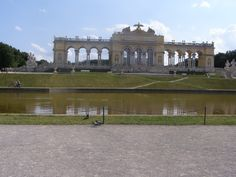 castle schonbrunn Wien
