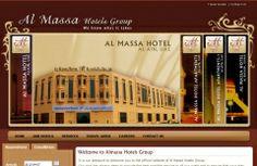 Almasa Hotels http://wistech.biz/
