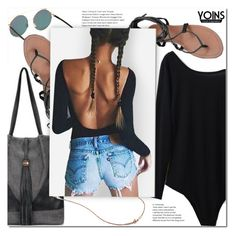 """""""Yoins"""" by duma-duma ❤ liked on Polyvore featuring yoins, yoinscollection and loveyoins"""
