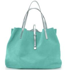 Tiffany - Love these reversible totes. Need.