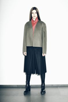 After Zero Hour AW 12/13 by Yang Li