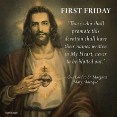 First Friday Devotion Sacred Heart of Jesus from Simply Erin Grace Catholic Quotes, Catholic Prayers, Religious Quotes, Novena Prayers, Catholic Icing, Catholic Theology, Catholic Religion, Heart Of Jesus, Lord
