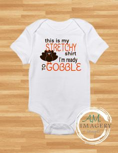 Stretchy Shirt Baby Onesie by AMImagery on Etsy