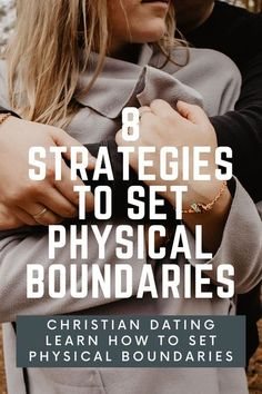 Looking for Christian dating tips on setting boundaries? Learn 8 strategies for setting physical boundaries in a relationship and examples of boundaries to consider when dating. As a Christian, it is possible to honor God's design for sex in marriage by setting intentional boundaries early on in the relationship. #christiandating #purity #boundaries