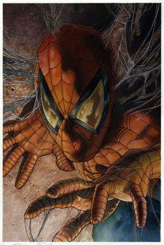 Spider-Man by Simone Bianchi *