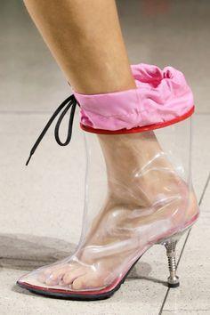mii mii fall 2014 - ankle boots