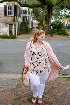 4 Catherines Outfit I Wore in Savannah: what to wear in Savannah, GA. A plus size travel wardrobe for a romantic spring getaway to the historic district. Plus Size Womens Clothing, Plus Size Fashion, Clothes For Women, Plus Size Fall Outfit, Plus Size Outfits, Full Figure Fashion, Travel Wardrobe, Tube Dress, Curvy Outfits