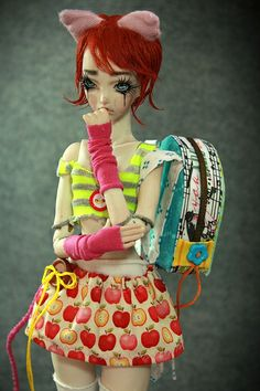Doll BJD Porcelain by Forgotten Hearts | Flickr