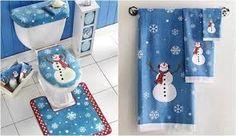 Resultado de imagen para motivos navideños para toallas 2015