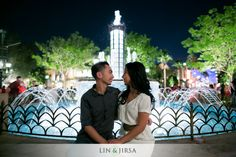 Fun Engagement Session Photography | Tony and Lisa