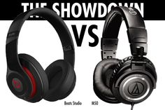 ATH M50 vs. Beats Studio | A LOT TO TACKLE!!