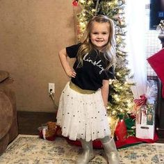 XS S M L XL Width, in Length, in Sleeve length, in A special selection of soft-style yarns keeps this shirt feeling great with every touch. Cute Outfits For Kids, Toddler Outfits, Cute Kids, Girls Wear, My Baby Girl, Customized Gifts, Cool Shirts, Baby Kids, Black And Grey