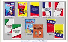 Speaking Latino Spanish Slang eBook Library: 11 PDF bilingual ebooks that explains the local vocabulary from #Argentina #Chile #Colombia #DominicanRepublic #Peru #Mexico #PuertoRico #Venezuela #Cuba