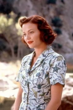 Samantha Mathis in How to Make an American Quilt - I would wear this dress way too much!