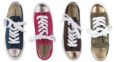 Chuck Taylor fans....go to Forever 21 immediately...these are $12.50!!  Get 2 pairs!!