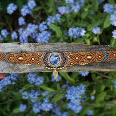 💻 www.shadlada.com 🌏#makramee #necklace #Kette #Choker #tiara #macrame #macrameart #macramelove #macramejewelry #jewelrydesigner #naturelovers #nature #flowers #blumen #orange #blue #gemstone #edelstein #perlen #basteln #handmade #handicraft #handgemacht #madewithlove #madeinberlin #berlin🇩🇪 #berlin #sonya6000 #sonyalpha6000 #schmuck
