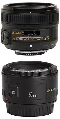 8 redenen waarom elke fotograaf een 50mm lens moet hebben