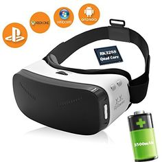 1dcd9bd874b Oiikury Gear VR Headset Box Headset All in One VR Android Support Wifi