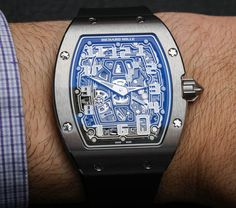 Richard Mille RM 67-01 Automatic Extra Flat Watch Hands-On Hands-On