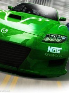 Custom Mazda RX8~
