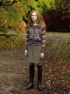Knitting and Crochet Magazine 50 by Rowan