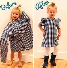 Dikiş makinesi Stephanie'nin bir şekilde yaratıcı kimliğini yeniden keşfetmesine yardımcı oldu. Nasıl oyuncak yapacağını öğrendikten sonra, YouTube'daki videoları izleyerek elbise dikimini öğrendi.