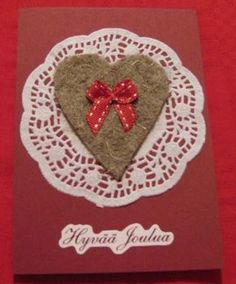 Christmas card idea, diy