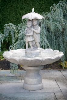 Massarelli's | Makers of Fine Stone Garden Accents available at BF Landscape 856-740-1445 www.bflandscape.com  ITEM #3310