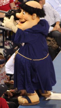 San Diego Padres mascot
