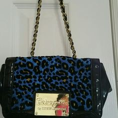 Shoulder bag Very nice inside and out Betsey Johnson Bags Mini Bags