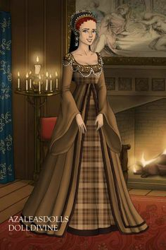 White queen dress up games.