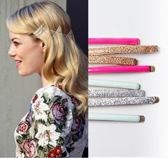 The Modern Mademoiselle: Emma's Hair