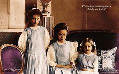 Margareta, Martha, and Astrid