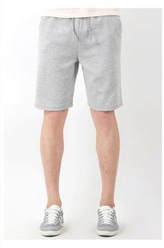 2015 Fashion Sports Leisure Men's Shorts Summer Male Casual Sports Loose Handsome Elastic Waist Leisure Shorts for Men 4 Color