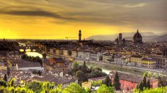 Italy Florence River Widescreen Wallpapers Download HD Wallpapers